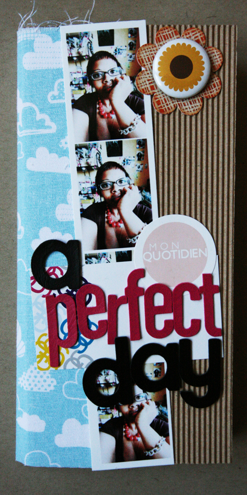 Mini Book °A perfect day°(1)